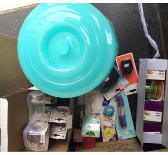 Joblot 38 Baby essentials (Box 2)