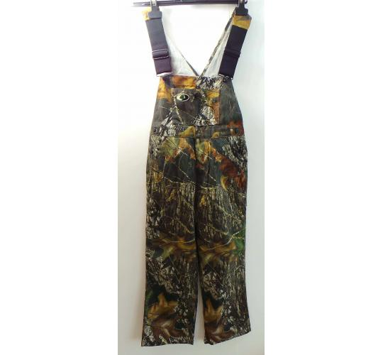One Off Joblot of 25 Russell Outdoors Youth Break Up Dungarees Ages 6-18 0056
