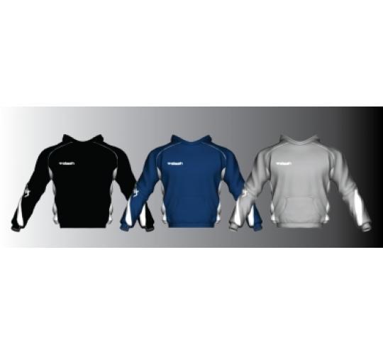Job Lot of 21 Hoodies - Navy/White - Large (L)