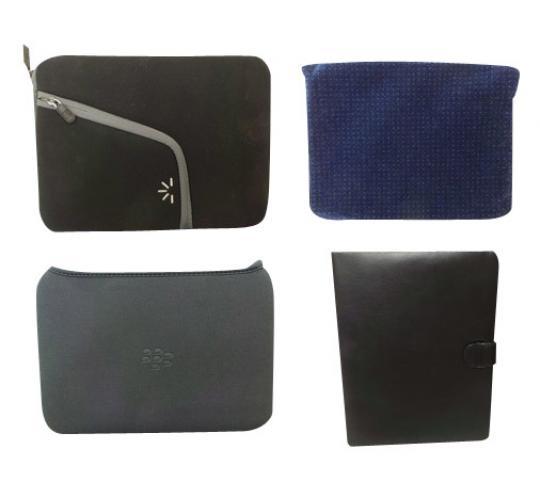 One Off Joblot of 30 Assorted Tablet Sleeves Blackberry Rocketfish Case Logic