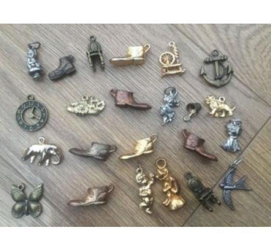 23 Cute Retro Kitsch Kawaii Charms Crafts Jewellery Making Dealer