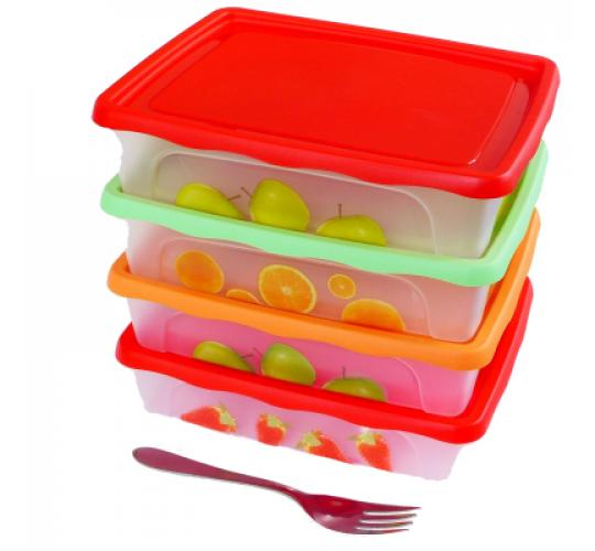 Food storage container 2 liters