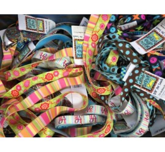 Bulk Buy - 50x Designer Dog Leads, Leash - Pet Shop, Car Boot, Market, Wholesale