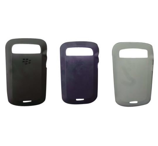Wholesale Joblot of Blackberry Bold 9900/9930 Soft Shell Cases 3 Colours