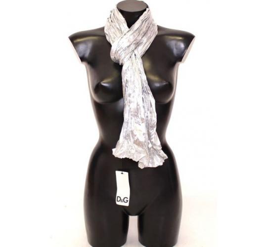 Dolce & Gabbana D&G Lady Scarf