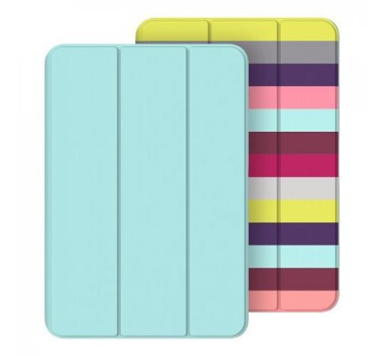 50 x Belkin iPad Mini 4/3/2/1 Multicoloured Reversible Case Cover