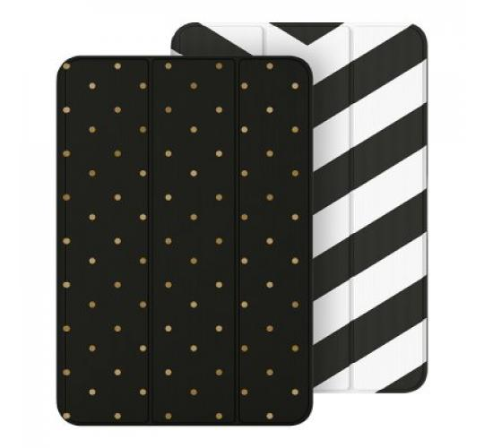 50 x Belkin iPad Mini 4/3/2/1 Reversible Case Cover Black/White