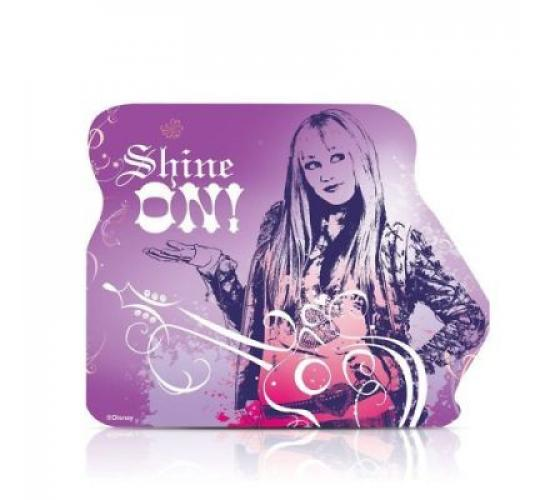 Wholesale lot of 100 x  Disney Hannah Montana Shine ON PC Computer Mouse Mat Pad DSY-MP087