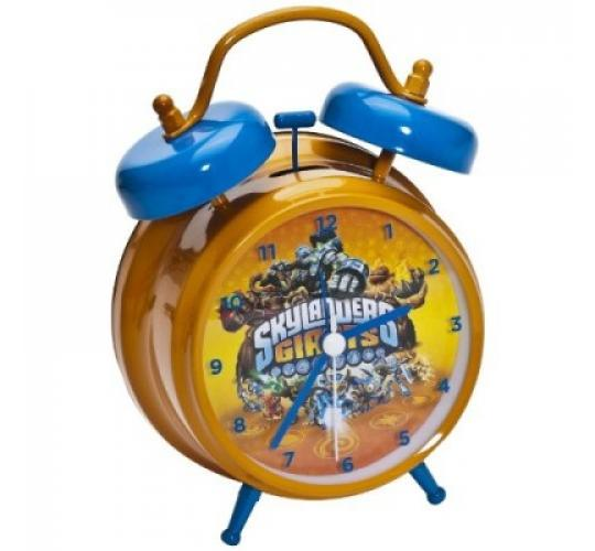 Wholesale lot of 20 x Skylanders Giants Alarm Clock Traditional Style Analogue