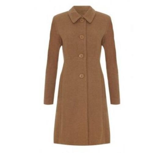 Woolen Coat Job Lot - Size 8 - Colour: Camel