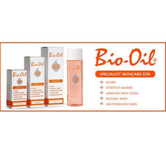 Bio Oil 60ml, 125ml, 200ml