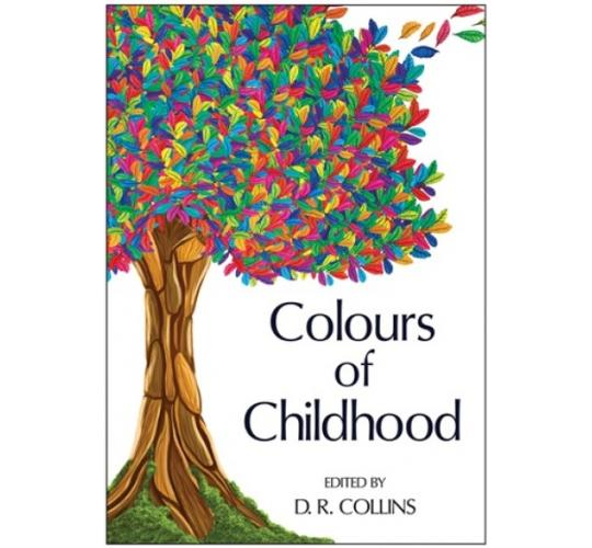 100 copies of Colours of Childhood, Hardback, Celebrity Contributions, Coffee Table Book