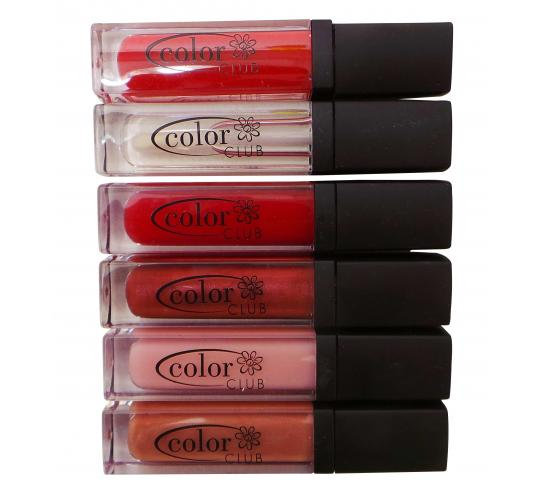 Wholesale Joblot of 30 Ladies Color Club Lip Glosses Mixed Shades
