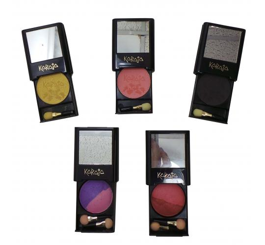 Wholesale Joblot of 30 Ladies Assorted Karaja Eyeshadows Mix of Shades & Pallets