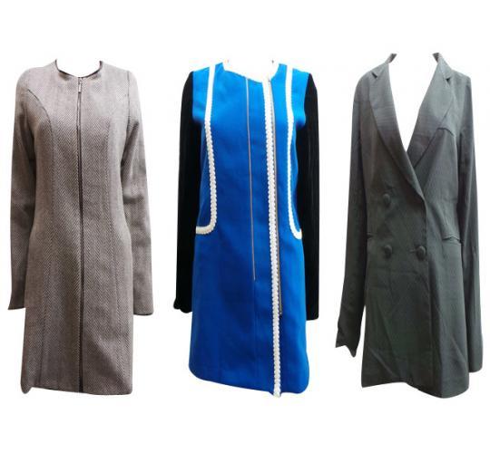 One Off Joblot of 8 Ladies Wondaland Stunning Coats 5 Styles Available