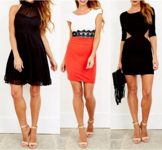 Joblot of 12pcs mixed dresses