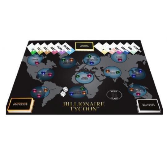 Joblot of 18 Billionaire Tycoon Board Games