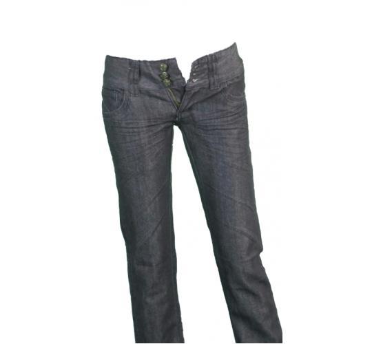 One Off Joblot 230 Jinlaike Womens Straight Slim Fit Leg Classic Jeans