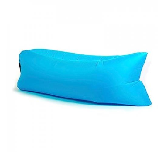 Inflatable Air Loungers in Blue