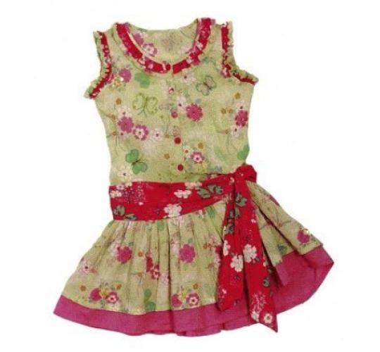 Girls Summer Dresses, Sarongs & Tunics