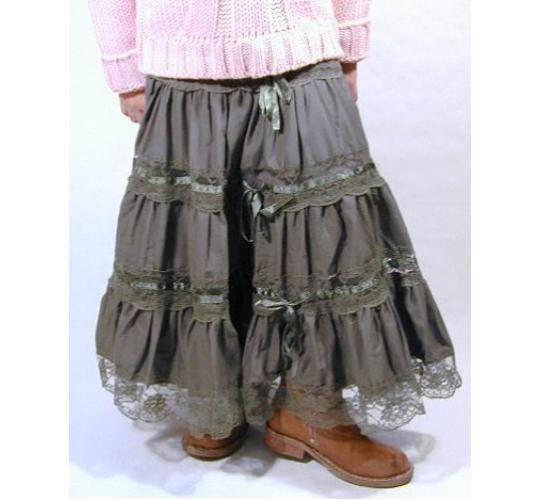 Girls Spring-Summer Skirts & Tops
