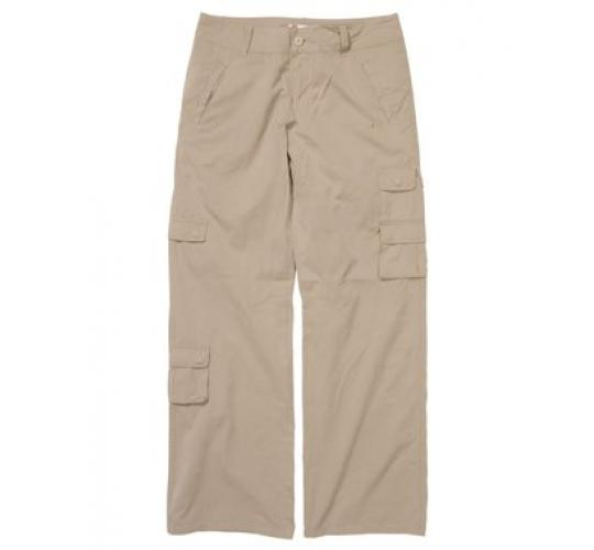 Ladies Cargo Pants with Side Pockets
