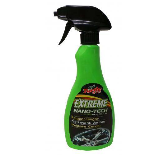Wholesale Joblot of 30 Turtle Wax Extreme Nano-Tech Formula Wheel Cleaner 500ml