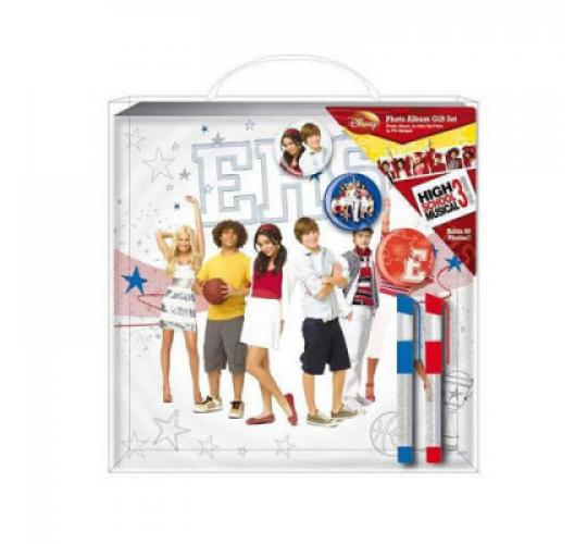 28 x Disney High School Musical Photo Album Gift Set - Each with gel pens & badges