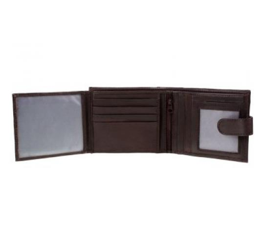 JOB LOT Mens Real Leather wallet Wholesale Black Soft Genuine Shop - X 100 PCS