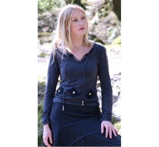 Ladies Tie Dye & Printed Long Sleeve Cotton Tops