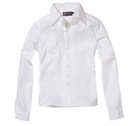 Ladies Long Sleeve Cotton Blouse