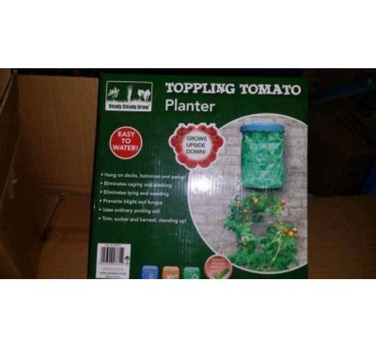 Toppling Tomato Planter x 288