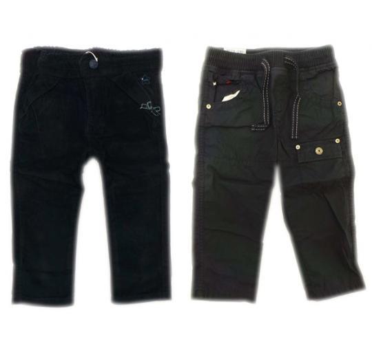 One Off Joblot of 28 Boys & Girls Weekend a la Mer Trousers 2 Styles
