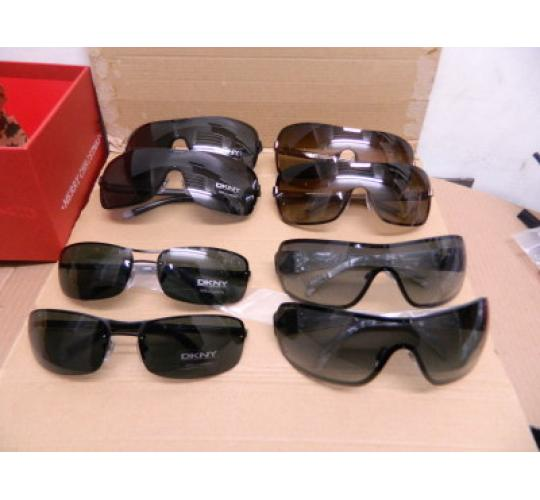 HUGE CLEARANCE OF 100 X Various PAIRS AUTHENTIC DESIGNER BRANDED SUNGLASSES