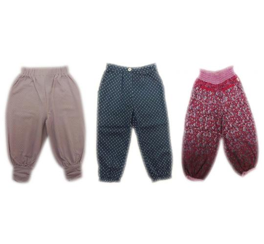 One Off Joblot of 13 Girls Branded Trousers 3 Styles Sizes 6 months-6 years