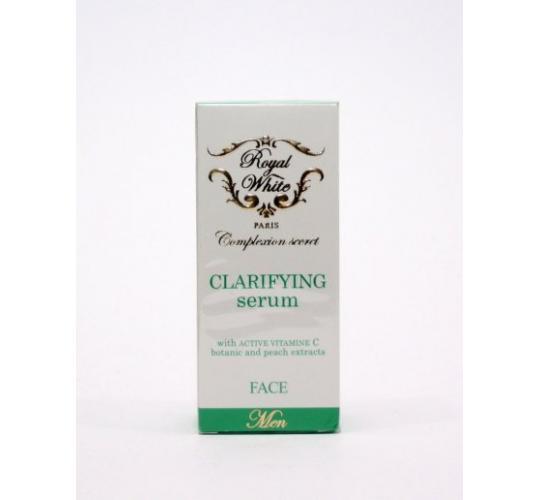 Royal White Clarifying Face Serum (Men) 50ml (Pack of 90)