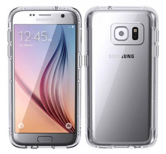 50 x GRIFFIN SURVIVOR CLEAR CASE COVER FOR SAMSUNG GALAXY S7 TOUGH MILITARY - CLEAR - GB42469
