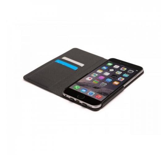 50 x Griffin Wallet Flip Case Cover For iPhone 6S Plus & 6 Plus Black -Card/Money Slots GB40017