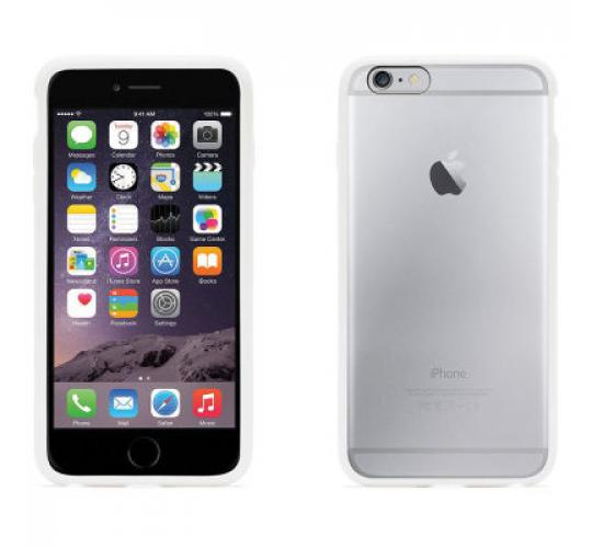 50 x GRIFFIN IPHONE 6 PLUS & 6S PLUS REVEAL CASE COVER - WHITE/CLEAR