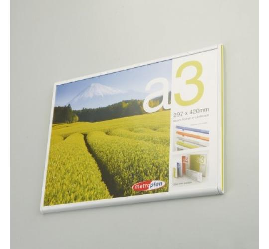 Metroplan ShowPoint A3 Sign Frames