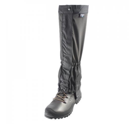 50 pairs - CARN Water-Repellent Hiking Leg Gaiters - Black