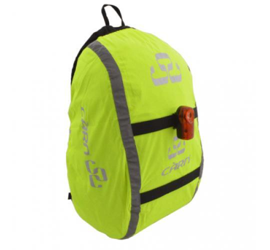 100 pcs - CARN Rucksack Backpack Cover Water-Resistant Hi-Viz