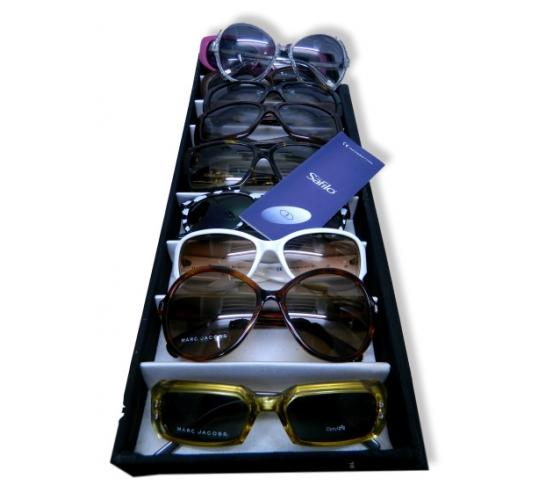 JOBLOT CLEARANCE MARC JACOBS DESIGNER SUNGLASSES - 10 PAIRS WITH CASES AND CLOTHS AND BOOKLETS