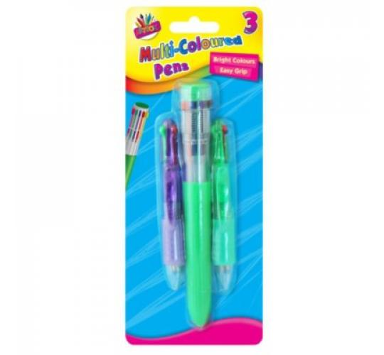 Tallon just stationery Multicolour retractable pens