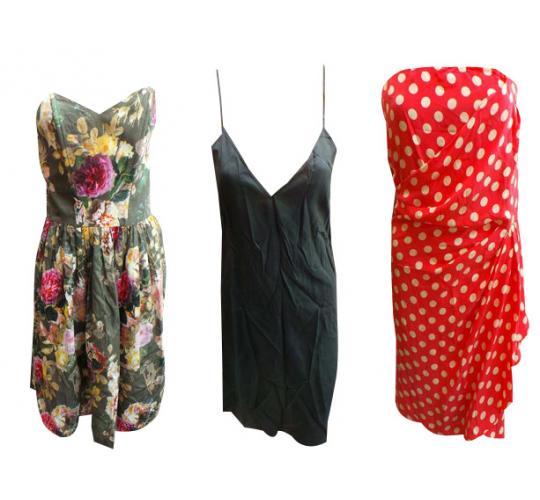 One Off Joblot of 10 Paul & Joe Sister Dresses/Skirts Mix of Sizes