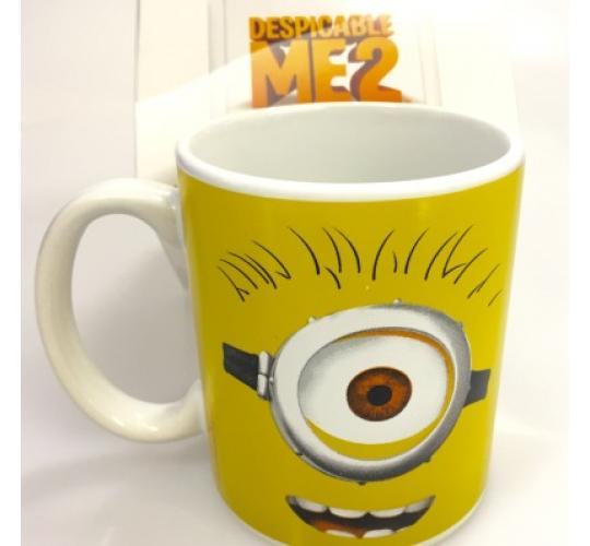 Wholesale Job Lot 300 x Despicable Me 2 Minions Official Gift Boxed Ceramic Mugs