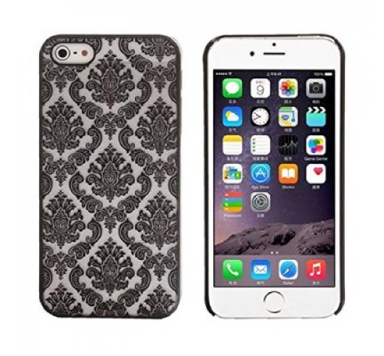Joblot 50 x Damask Retro Rubberized Hard Case Cover iPhone 6 6s