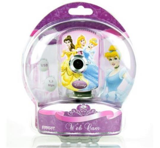 Job Lot of 20 x Official Disney Princess  Computer Webcams