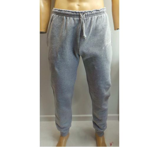 One Off Joblot of 9 Young Britannia Mens Grey Signature Joggers