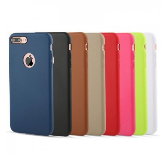 50 x Joblot of Assorted Colours Flexible Soft TPU Silicone Gel Rubber Case Cover for iPhone 7